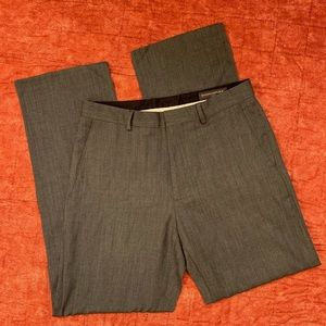Banana Republic Wool Dress Pants Grey